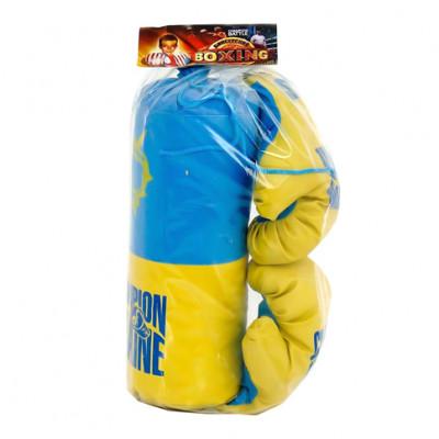 """Боксерский набор """"Украина"""" маленький S-UA"""