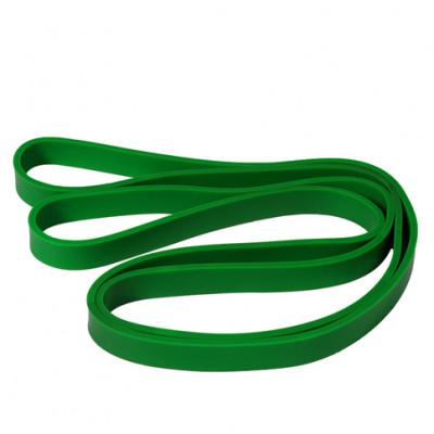 Эспандер резиновый для фитнеса зеленый BT-SG-0003