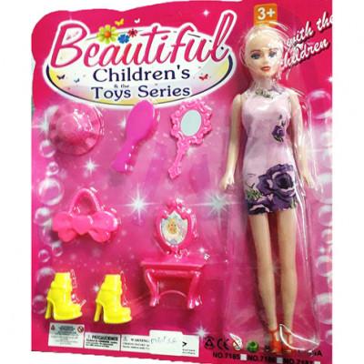 Кукла с акусессуарами одежды Led GC046832
