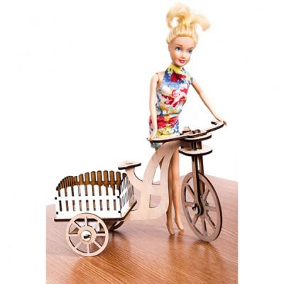 Велосипед для куклы Б30б