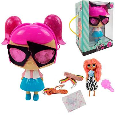 """Игровой набор """"Кукла Bela Dolls"""" (аксессуары+сюрпр BL1156"""