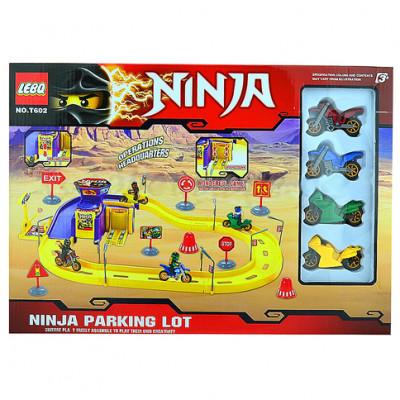 """Паркинг """"NINJA"""" (4 мото) T602"""