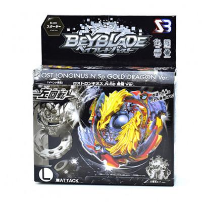 Игрушки волчок Beyblade LYINOR B00(BB848)