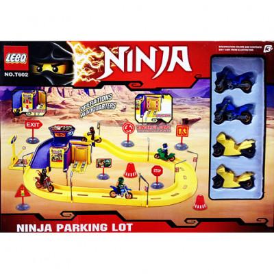 """Паркинг """"NINJA"""" в коробке T604"""