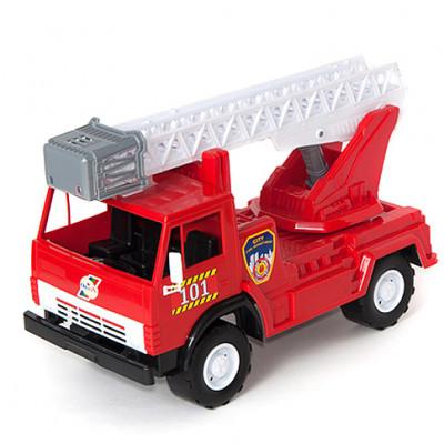 """Пожарная машина """"Камаз"""" 027"""