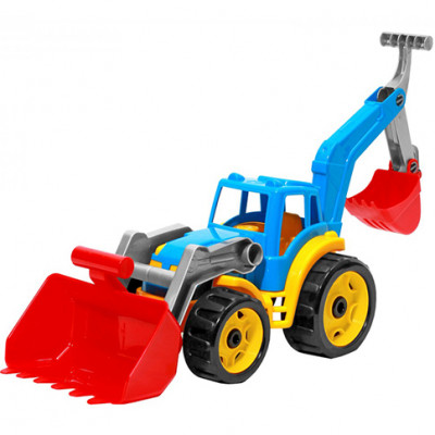 Трактор с двумя ковшами Техн.3671