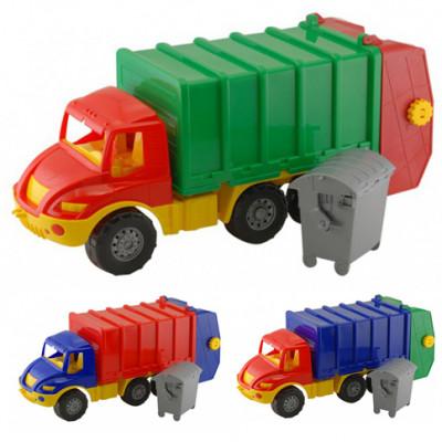 """Машинка-мусоровоз """"Атлантис"""" Хар.0633"""