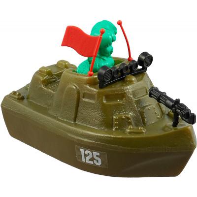Патрульный катер с солтадиком (Патриот) С-71-Ф.