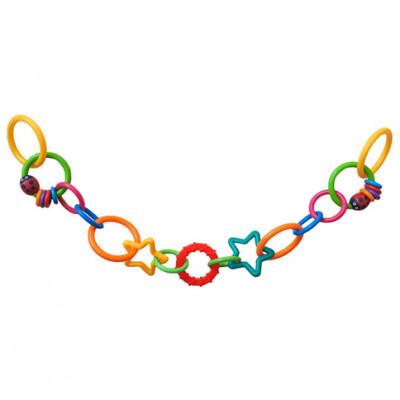 Игрушка-цепочка для малышей МС 110601-04