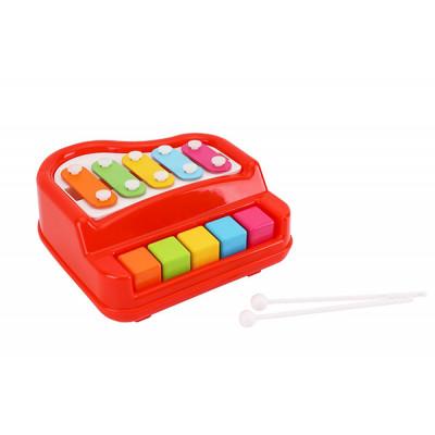 Іграшка «Ксилофон - фортепіано ТехноК» Техн.8201
