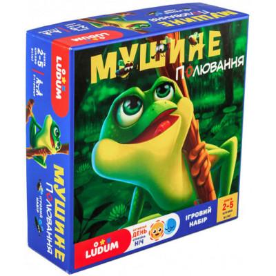 Игровой набор Охота на мух (игра, рассказ и аудиосказка) LD1047-52
