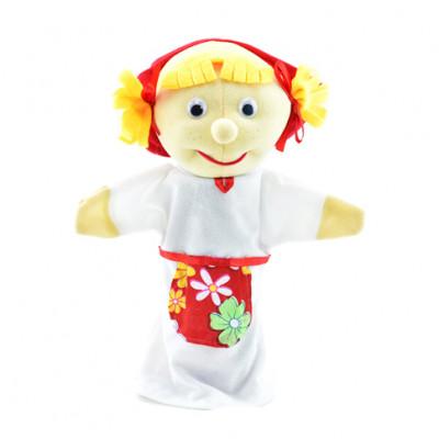 Варежка Красная шапочка 00611