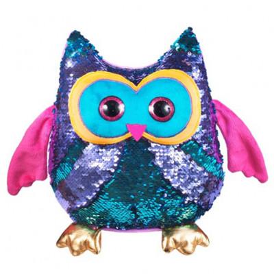 Мягкая игрушка Сова Вивьен SOG01