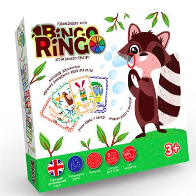 """Настольная игра """"Bingo Ringo"""" укр. GBR-01-01E"""