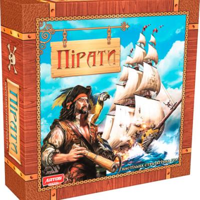 """Игра """"Пираты"""" Ост.0826 NEW"""
