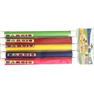 Эстафетная палочка №3 толстая диаметр-2.7см, длина-28см Полуц. 0358