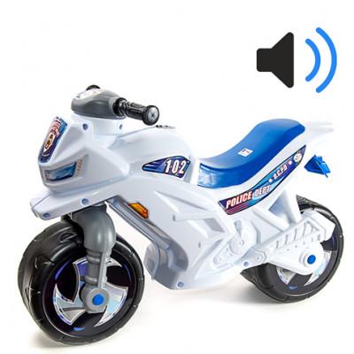 Мотоцикл 2-х колесный 501в.3 Бел