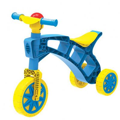 Ролоцикл голубой Техн.3831
