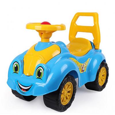 """Машинка-каталка """"ТехноК"""" голубая Техн.3510"""