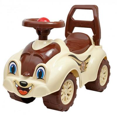 """Машина-каталка """"ТехноК"""" коричневая Техн.2315"""
