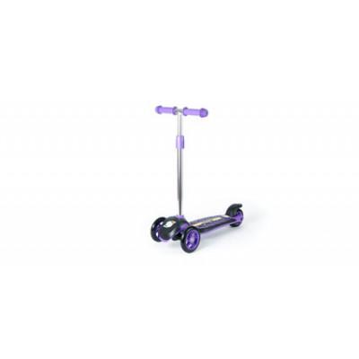 Самокат с корзиной фиолетовый 164 в.7