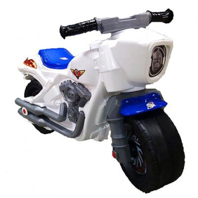 Мотобайк белый 504