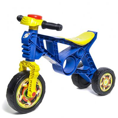 Мотоцикл Беговел синий 171