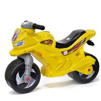 Мотоцикл лимонный 501Л