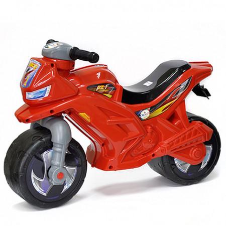 Мотоцикл-велобег красный 501К