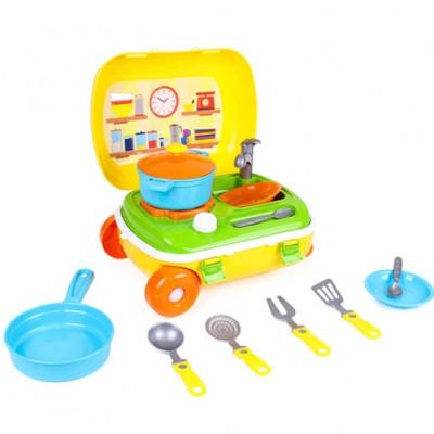 Кухня с набором посуды Технок Техн.6078