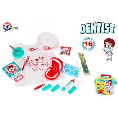 """Игровой набор """"Стоматолог"""" Техн.7365"""