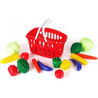 """Набор """" Овощи в корзине """" ИП.18.003"""