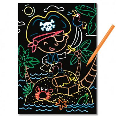 Гравюра Пират 300191