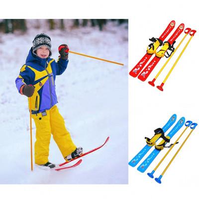 Лыжи детские для новичков Техн.3350